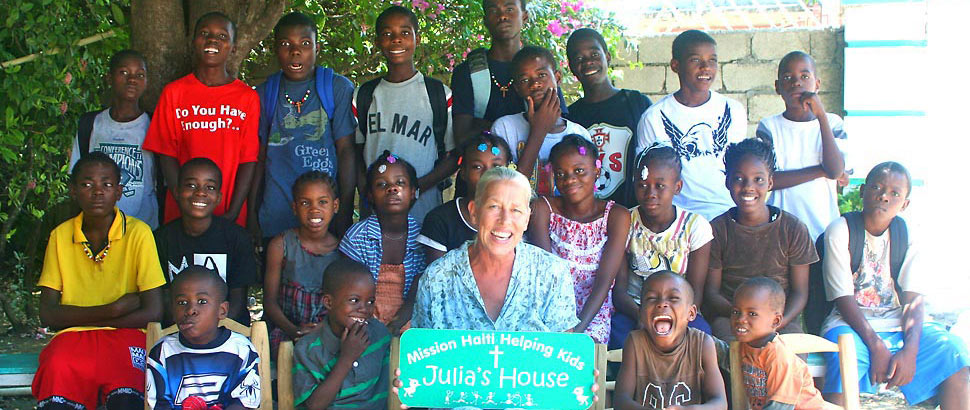 Welcome to Mission Haiti Helping Kids